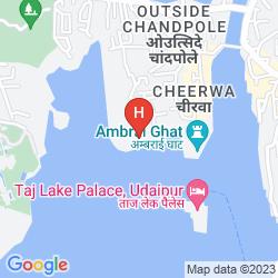 Mappa RAASLEELA LUXURY CAMP
