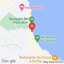 Mappa MIRAMARE E CASTELLO