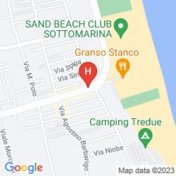 Mappa HOTEL SOLE