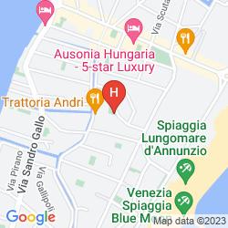 Mappa VILLA INES