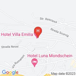 Mappa VILLA EMILIA