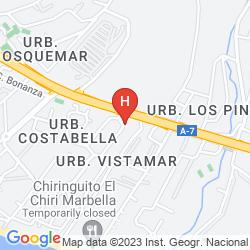 Mappa NH MARBELLA