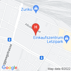 Mappa THE FLAG ZURICH