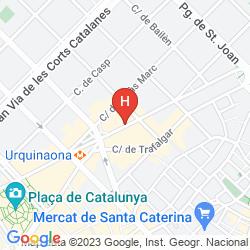 Mappa VINCCI GALA