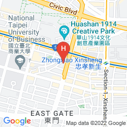 Mappa EIGHT ZONE