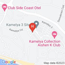 Mappa VILLA SIDE RESIDENCE
