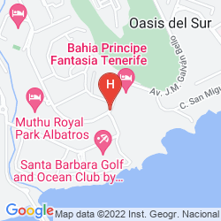 Mappa SANTA BARBARA GOLF AND OCEAN CLUB BY DIAMOND RESORTS