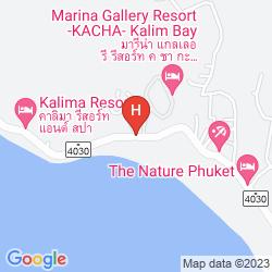 Mappa INDOCHINE RESORT & VILLAS