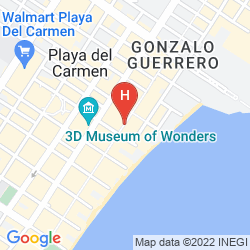 Mappa HOTEL COPA