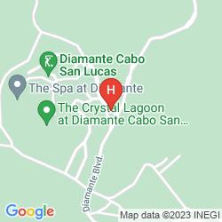 Mappa DIAMANTE CABO SAN LUCAS