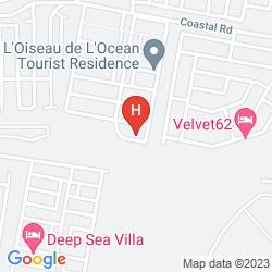 Mappa VILLASUN RESORT