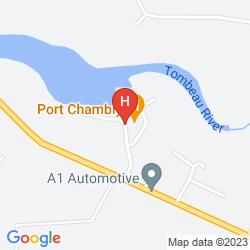 Mappa THE ADDRESS BOUTIQUE HOTEL