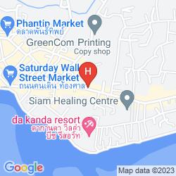 Mappa SEA GATE BEACH RESORT