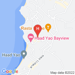 Mappa SHIRALEA BACKPACKERS RESORT