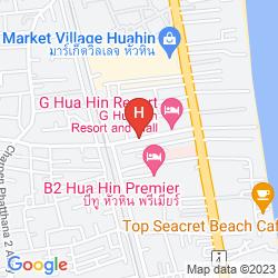 Mappa PEARL@HUAHIN