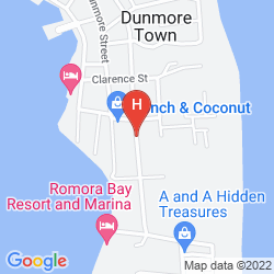 Mappa TINGUM VILLAGE HOTEL