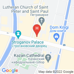 Mappa GOLDEN TRIANGLE