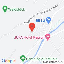 Mappa SSG APART-HOTEL