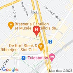 Mappa FLORIS USTEL MIDI