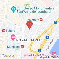 Mappa BB MAISON DU LA RUA