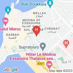 Mappa RIAD BENATAR