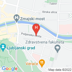 Mappa HOSTEL 24