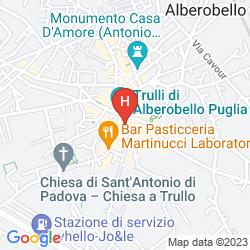 Mappa TRULLIDEA