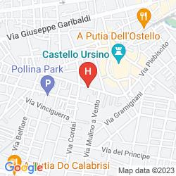 Mappa B&B AL CASTELLO