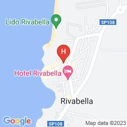 Mappa RIVABELLA APARTMENTS