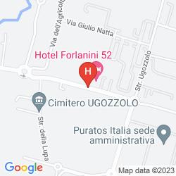 Mappa FORLANINI52 PARMA