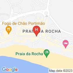 Mappa AVENIDA PRAIA