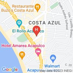 Mappa SOL Y LUNA