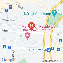 Mappa ARCHIBALD CITY