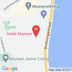 Mappa AKUREYRI