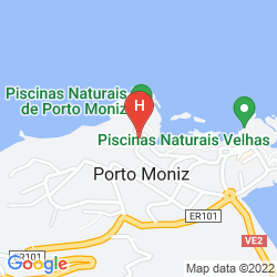 Mappa AQUA NATURA MADEIRA HOTEL