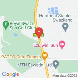 Mappa LUGOGO SUN HOTEL