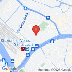 Mappa IL MERCANTE DI VENEZIA