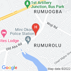 Mappa RANDOLPH HOTEL & RESORT