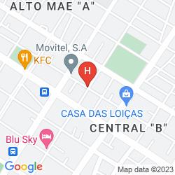 Mappa MOCAMBICANO