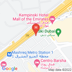 Mappa SIGNATURE HOTEL AL BARSHA