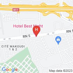 Mappa BEST NIGHT