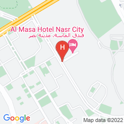 Mappa AL MASAH HOTEL AND SPA