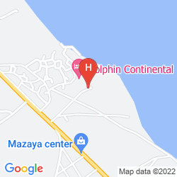 Mappa FANADIR HOTEL EL QUSEIR