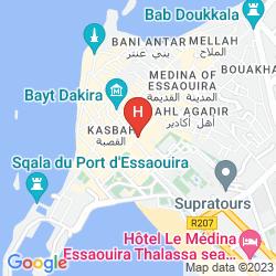 Mappa SAHARA