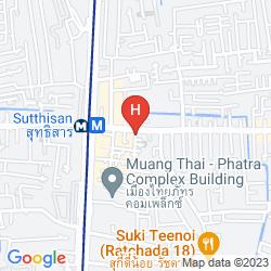 Mappa MOOM PON KHLAI HOSTEL & SPA