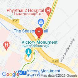 Mappa POD HOSTEL CAFE DESIGNSHOP