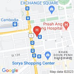Mappa ZING PHNOM PENH
