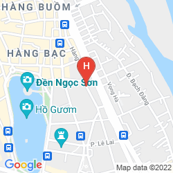 Mappa ECLIPSE LEGEND HOTEL