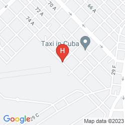 Mappa SERCOTEL SAN ALEJANDRO