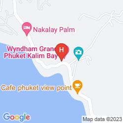 Mappa U ZENMAYA PHUKET